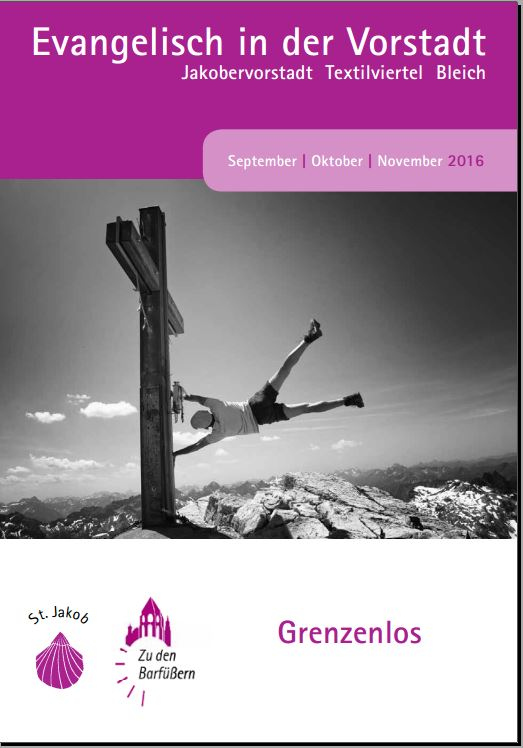 Gemeindebrief September bis November 2016