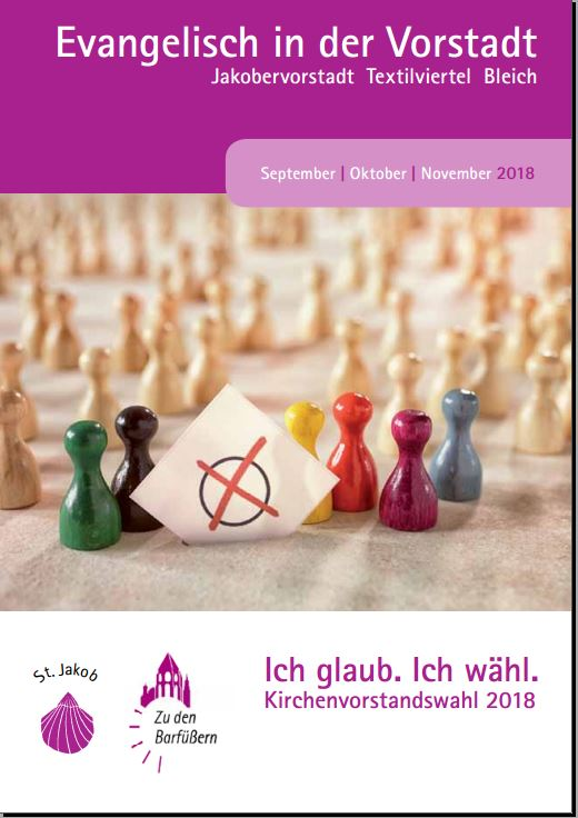 Gemeindebrief September bis November 2018